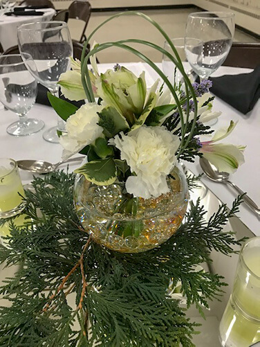 Sparkle Centerpiece